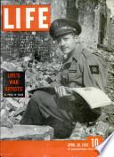 30 Kwi 1945