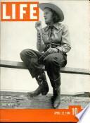 22 Kwi 1940